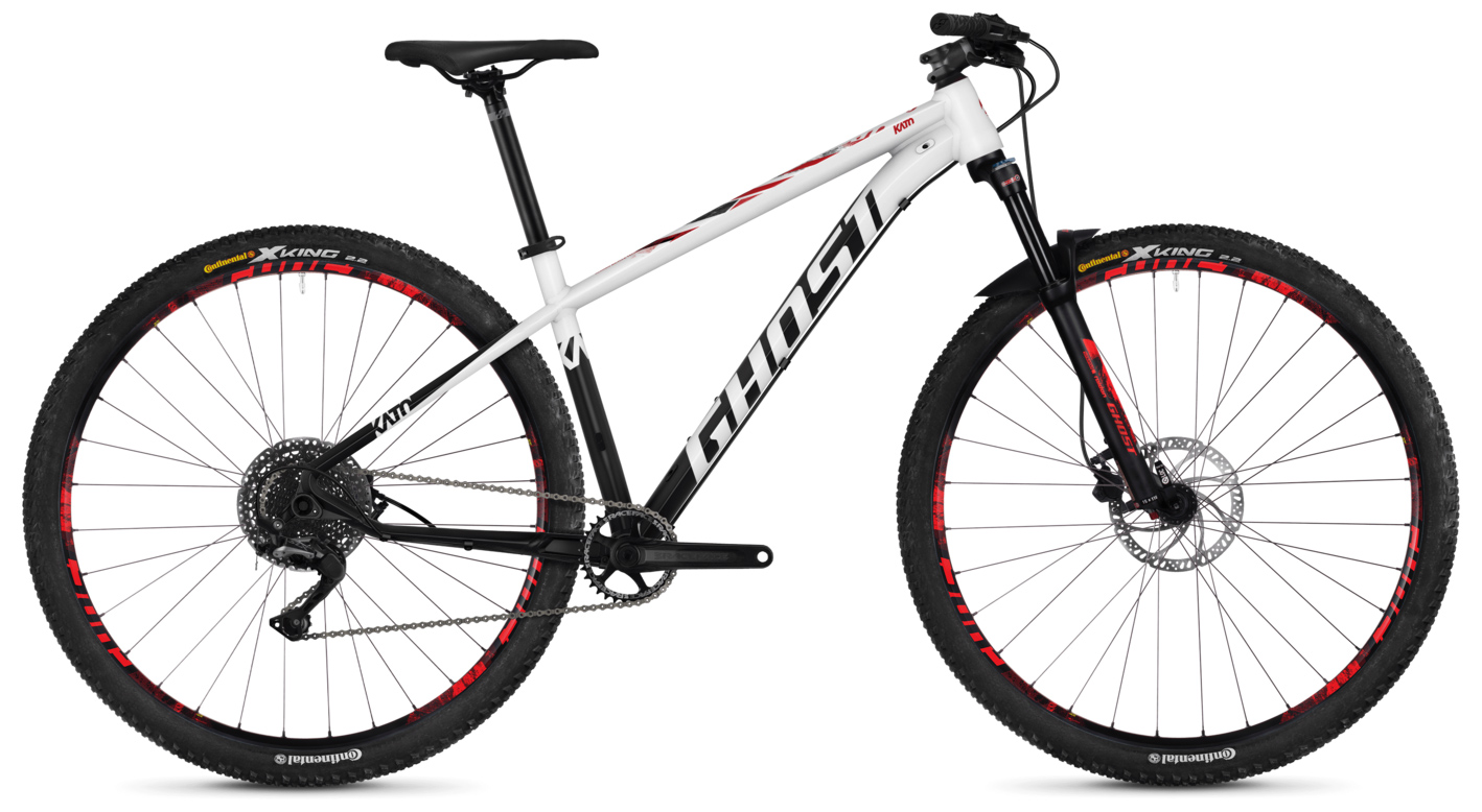 Велосипед Ghost Kato X 4.9 AL 2019 цена
