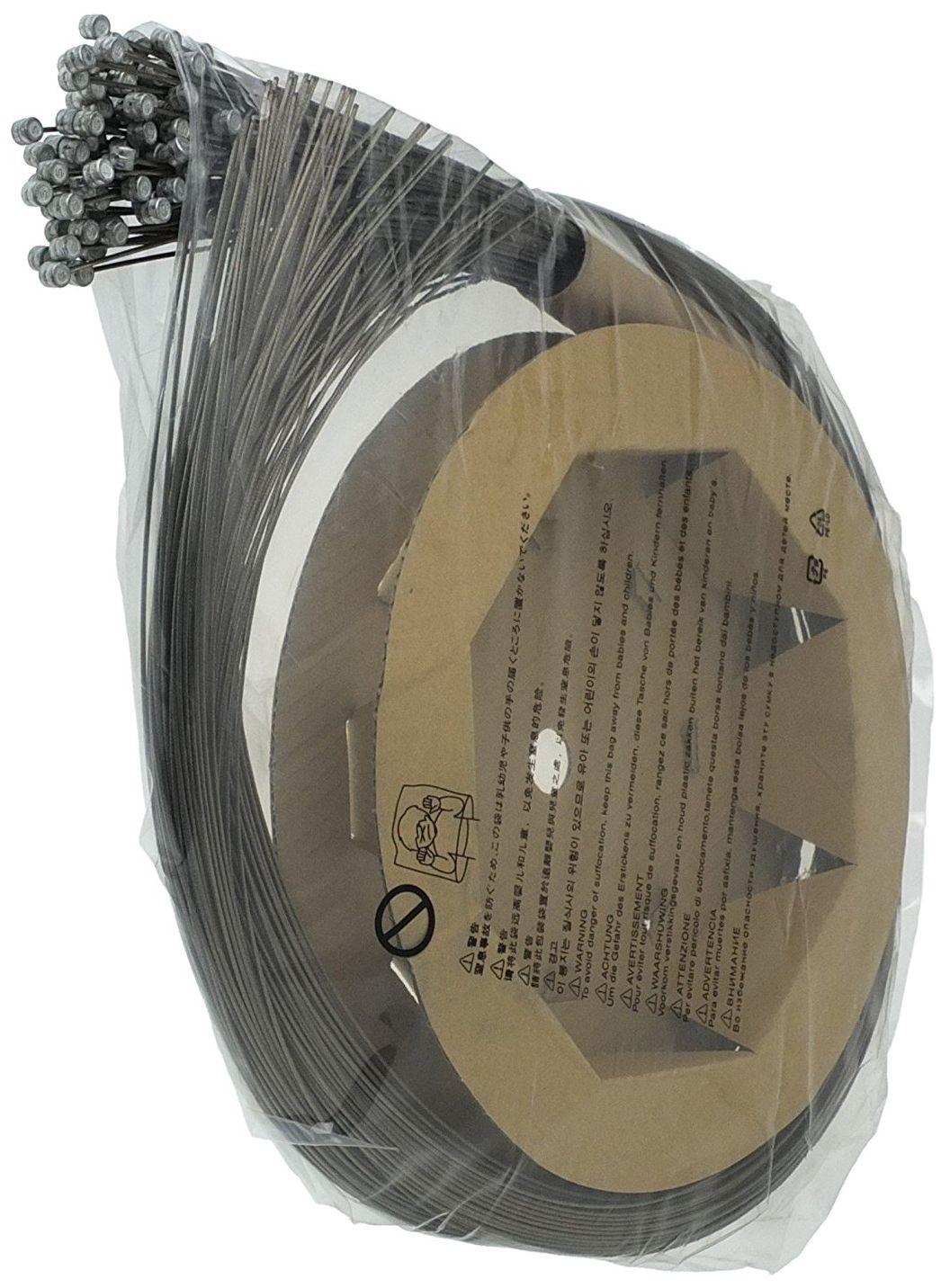 Запчасть Shimano трос тормозной Y80098551 (100шт),  тормоза и колодки  - артикул:287007