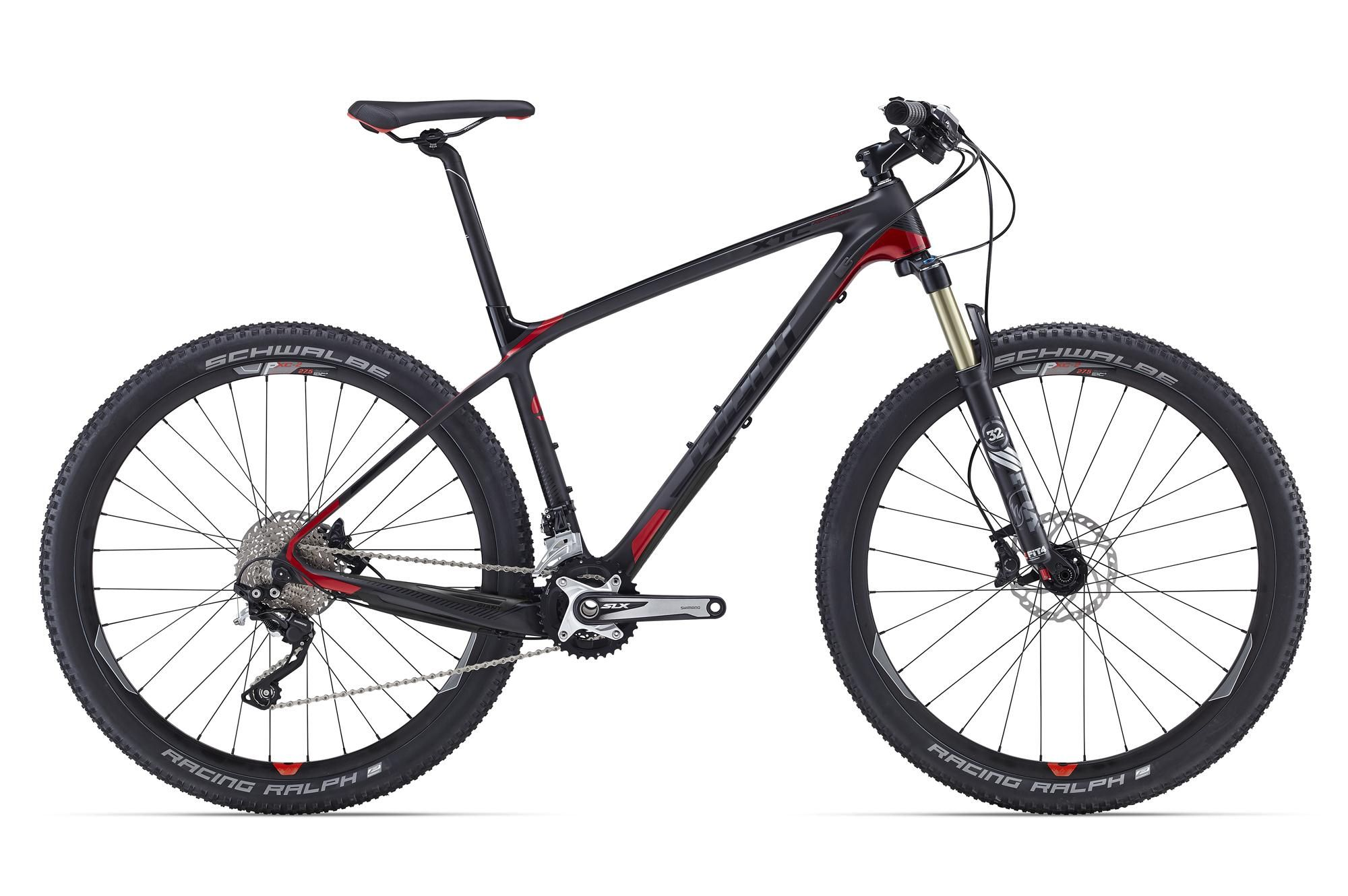 Велосипед Giant XtC Advanced 27.5 2 2016