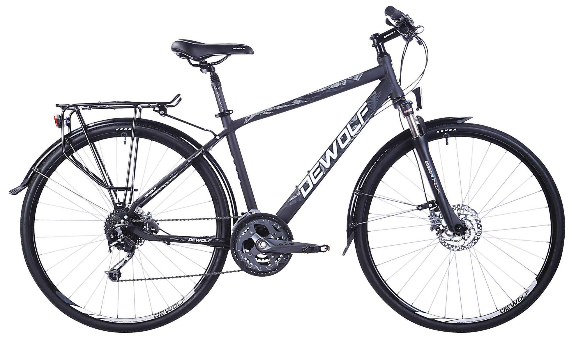 Велосипед Dewolf Asphalt 1 2018 dewolf gl 40 2016