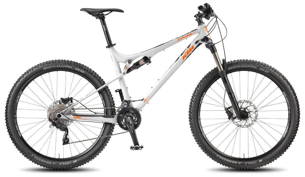 Велосипед KTM Lycan 274 3F LTD 2018 велосипед ktm canic cxa 2018