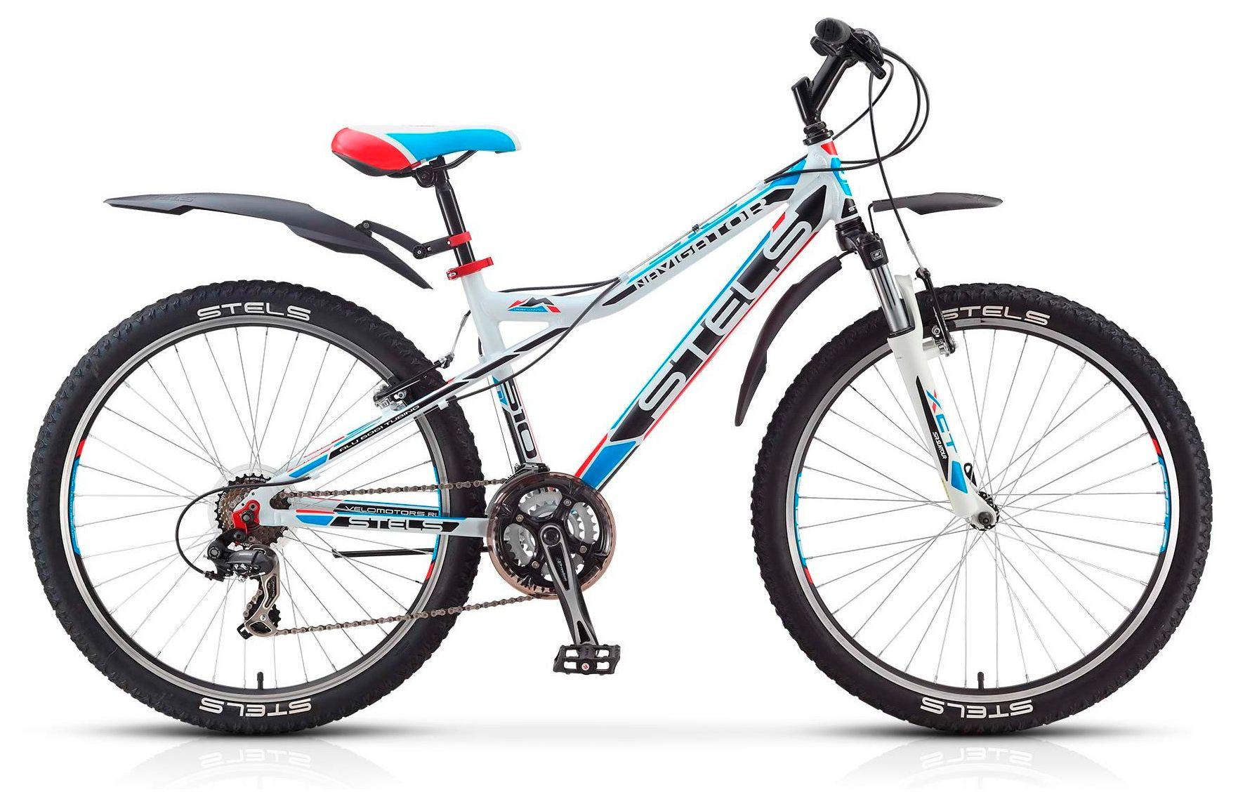 Велосипед Stels Navigator 510 V (V020) 2017,  Горные  - артикул:284548