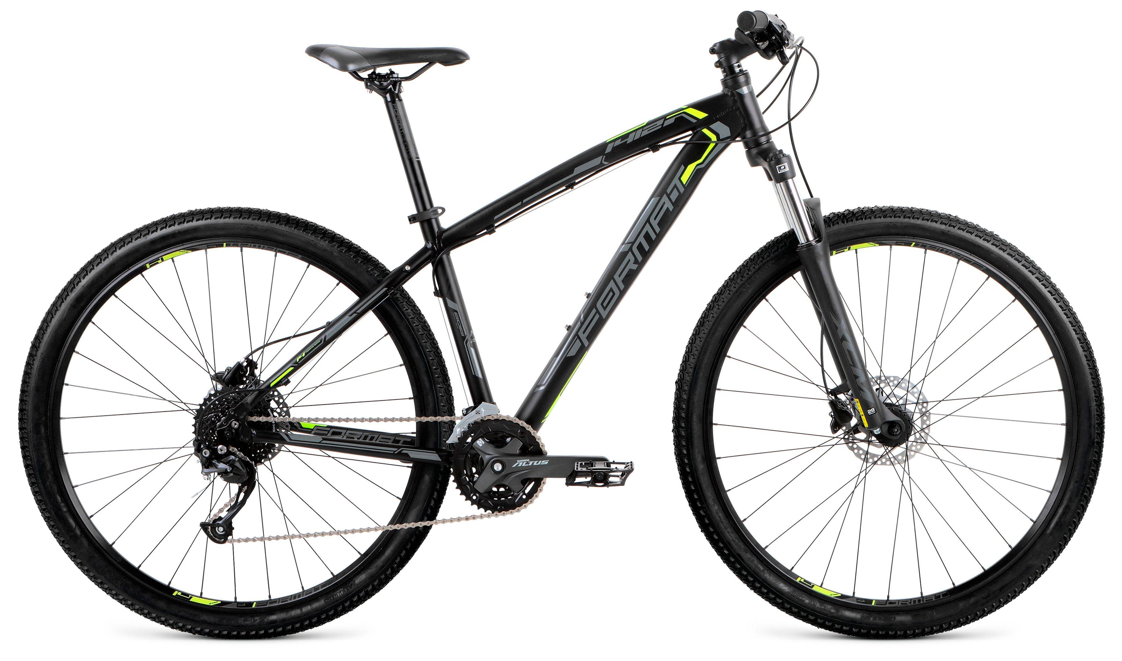 Велосипед Format 1412 29 2018 велосипед format 1214 29 2016