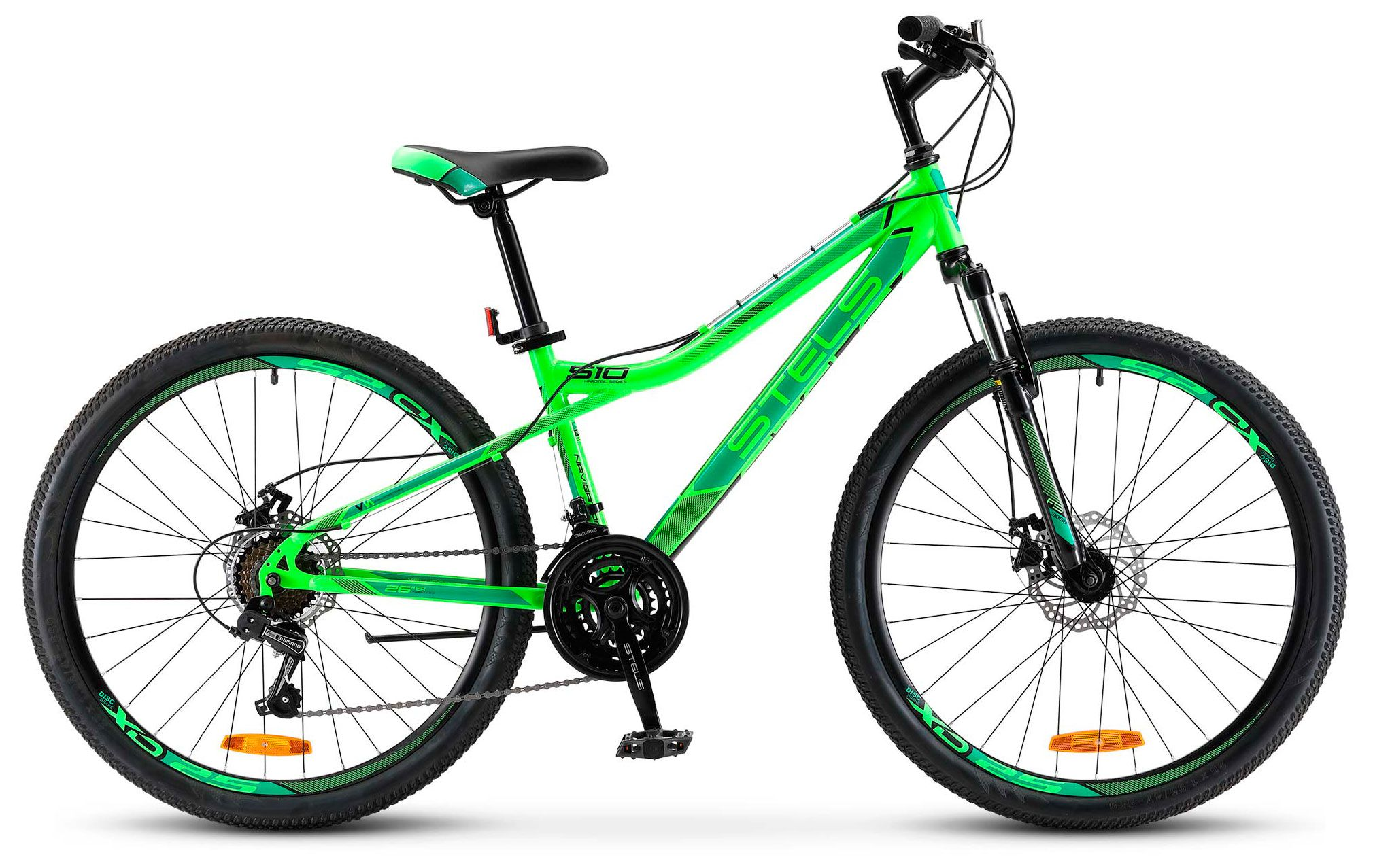 Велосипед Stels Navigator-510 MD 26 (V010) 2017