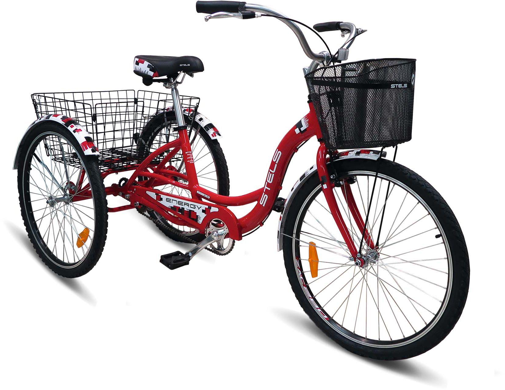 Велосипед Stels Energy I 2017