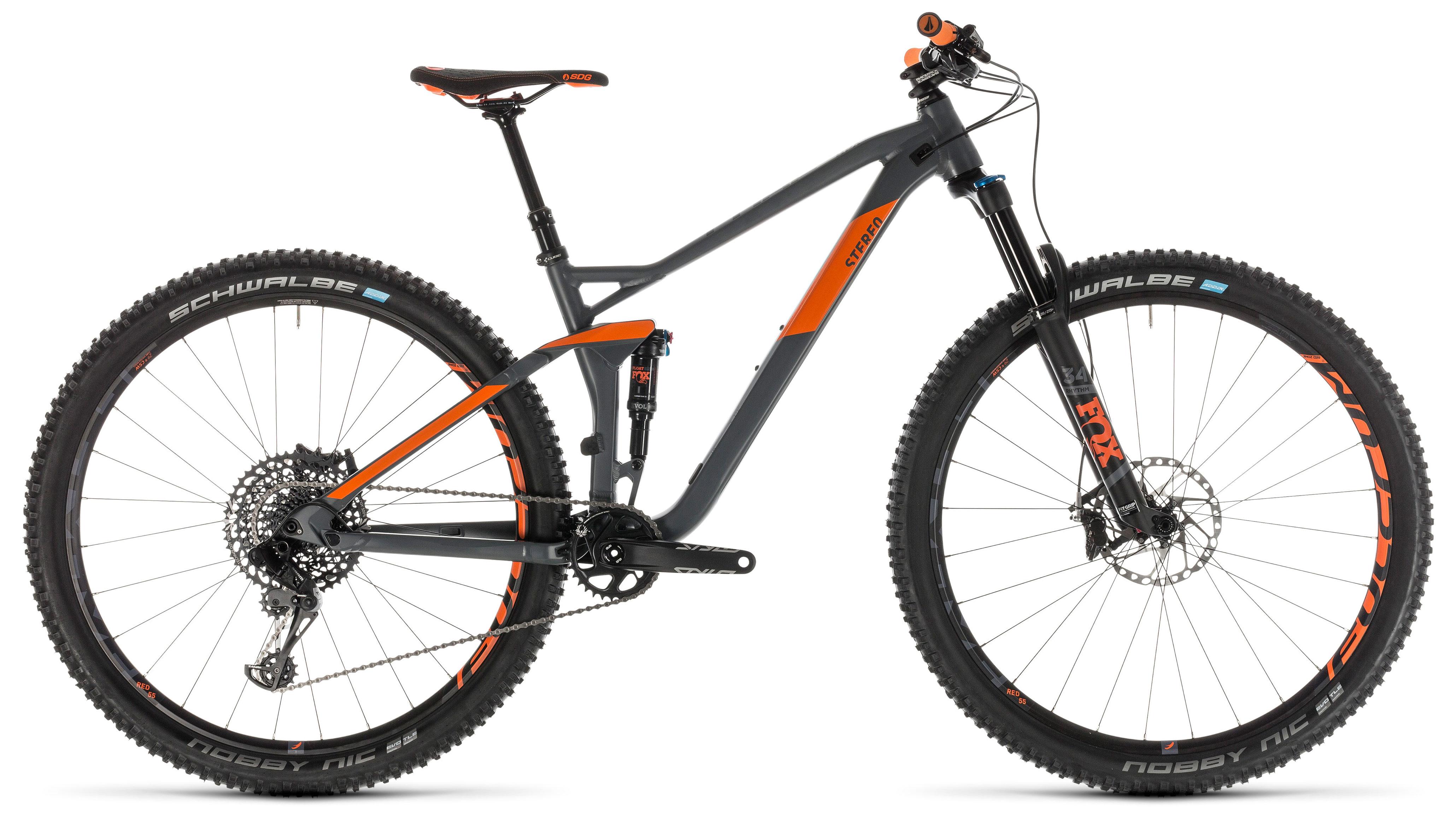 Велосипед Cube Stereo 120 TM 29 2019 велосипед cube cross exc lady 2018