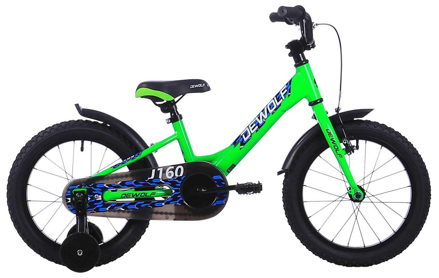 Велосипед Dewolf J160 Boy 2018