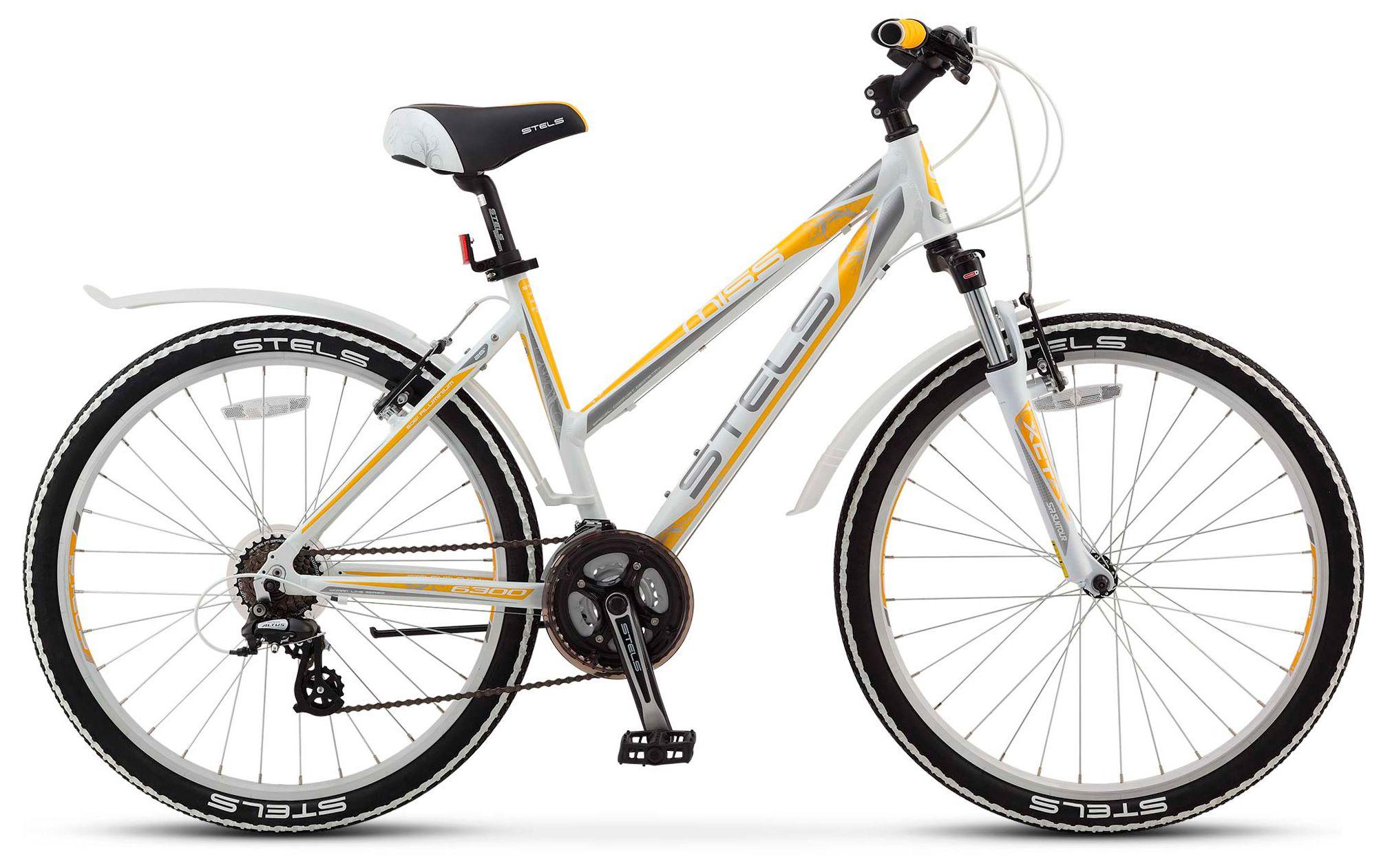 Велосипед Stels Miss 6300 V 2017 цена 2016