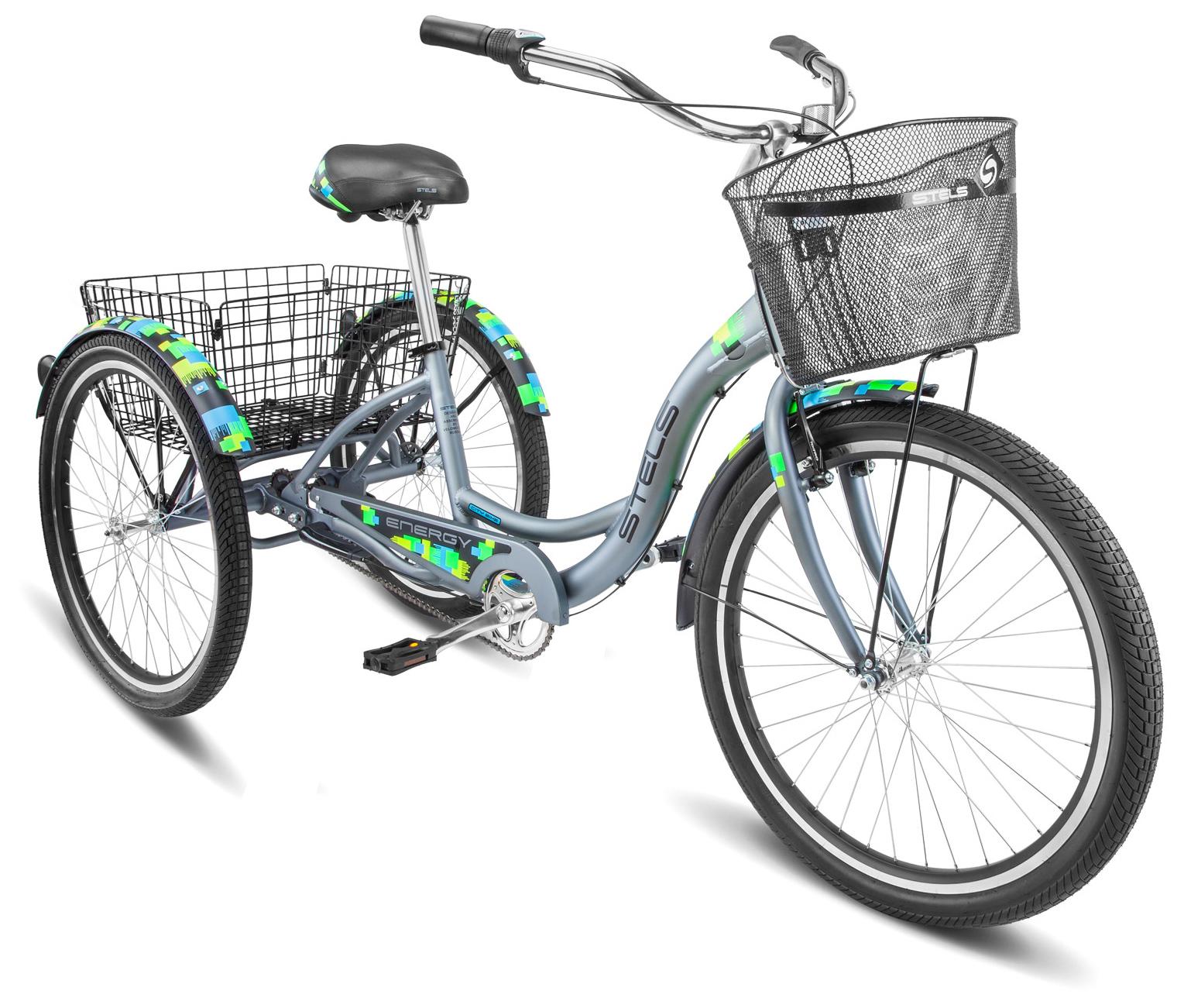 Велосипед Stels Energy III 26 (V030) 2019 stels energy ii 2016