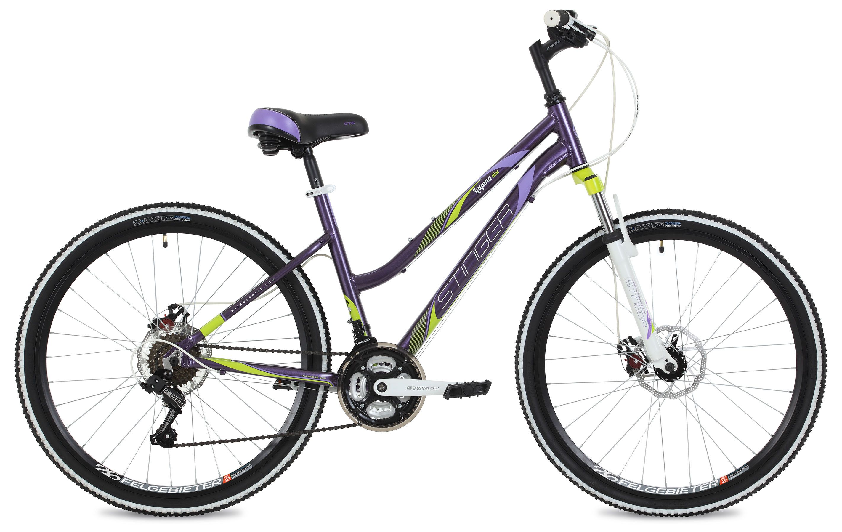 Велосипед Stinger Laguna D 26 2018 велосипед gt laguna 12 girls 2014