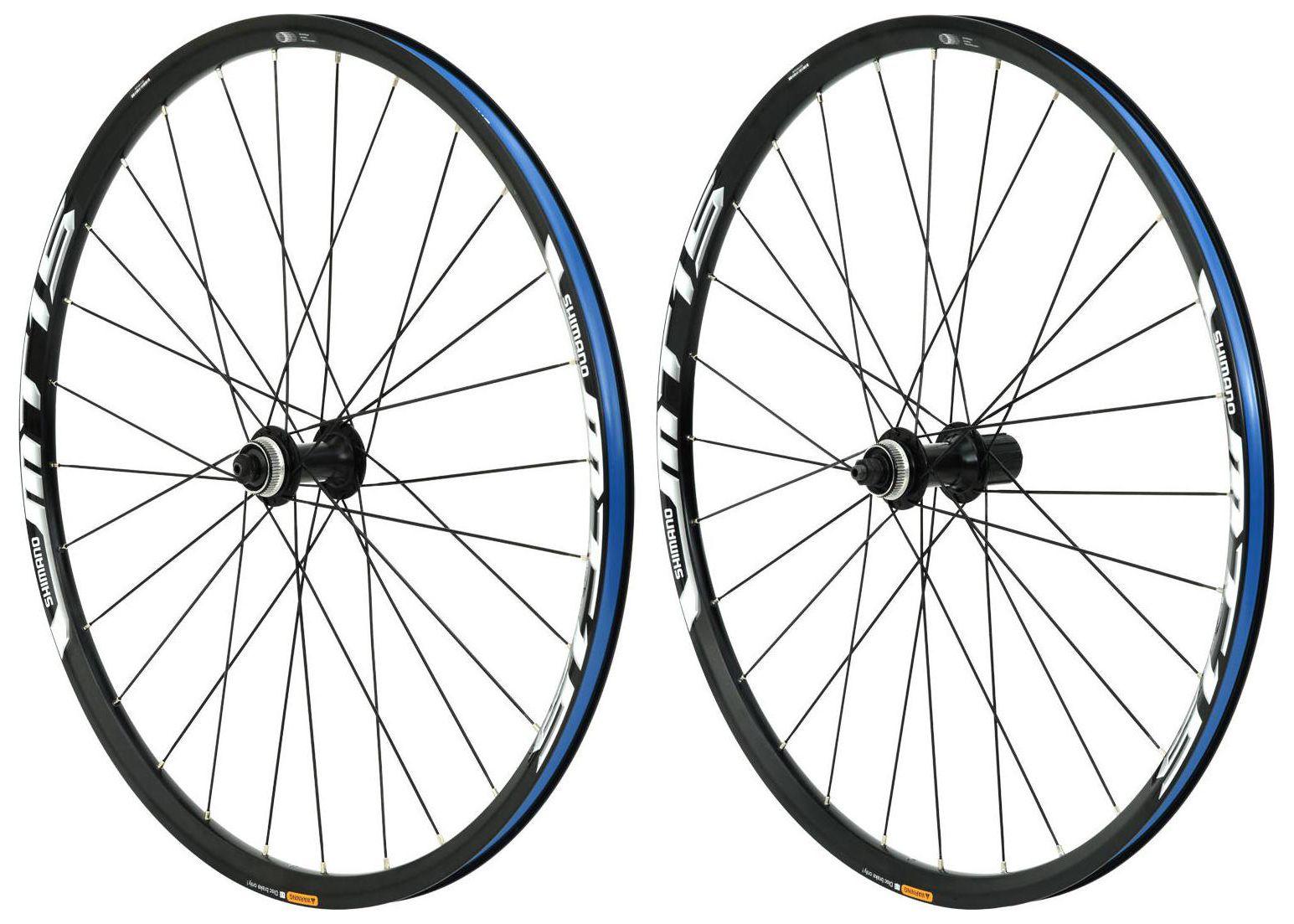 Запчасть Shimano MT15 (EWHMT15AFER6BE),  колеса в сборе  - артикул:286085