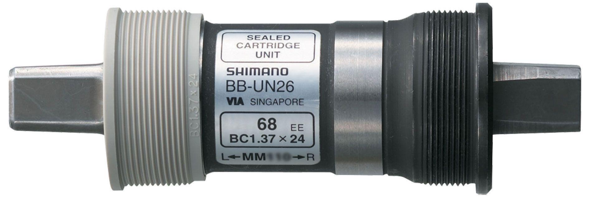 Shimano UN26, 68/122.5(D-NL)