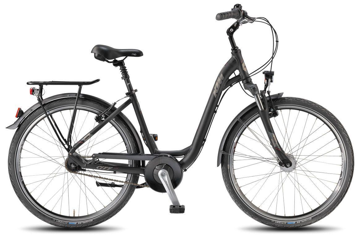Велосипед KTM City Line 26.7 DA-W 2018 велосипед ktm canic cxa 2018