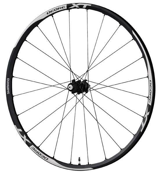 Запчасть Shimano XT M785, под ось 12мм, 27,5,  колеса в сборе  - артикул:286064