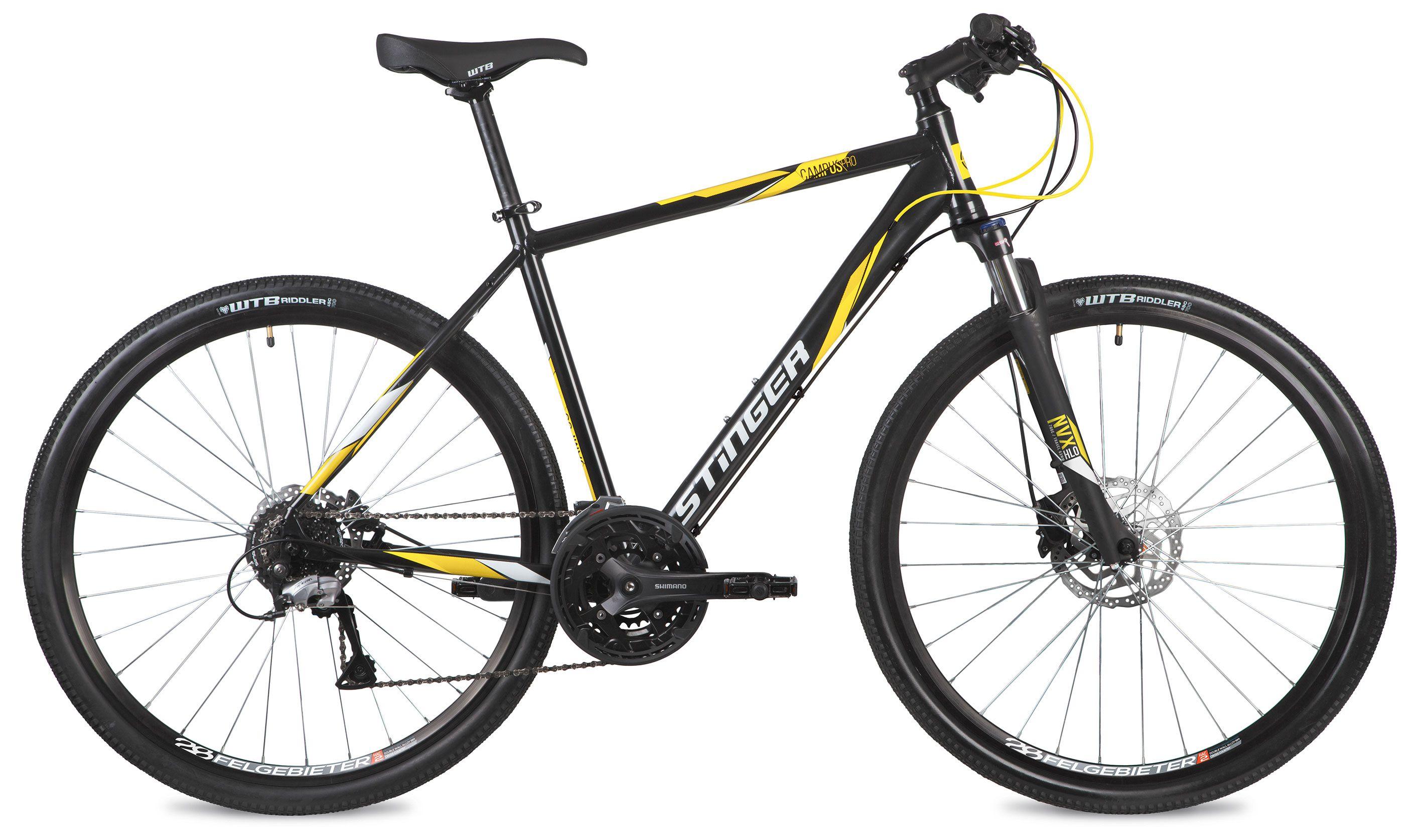 Велосипед Stinger Campus Pro 28 2018 stinger campus 28 2016 19