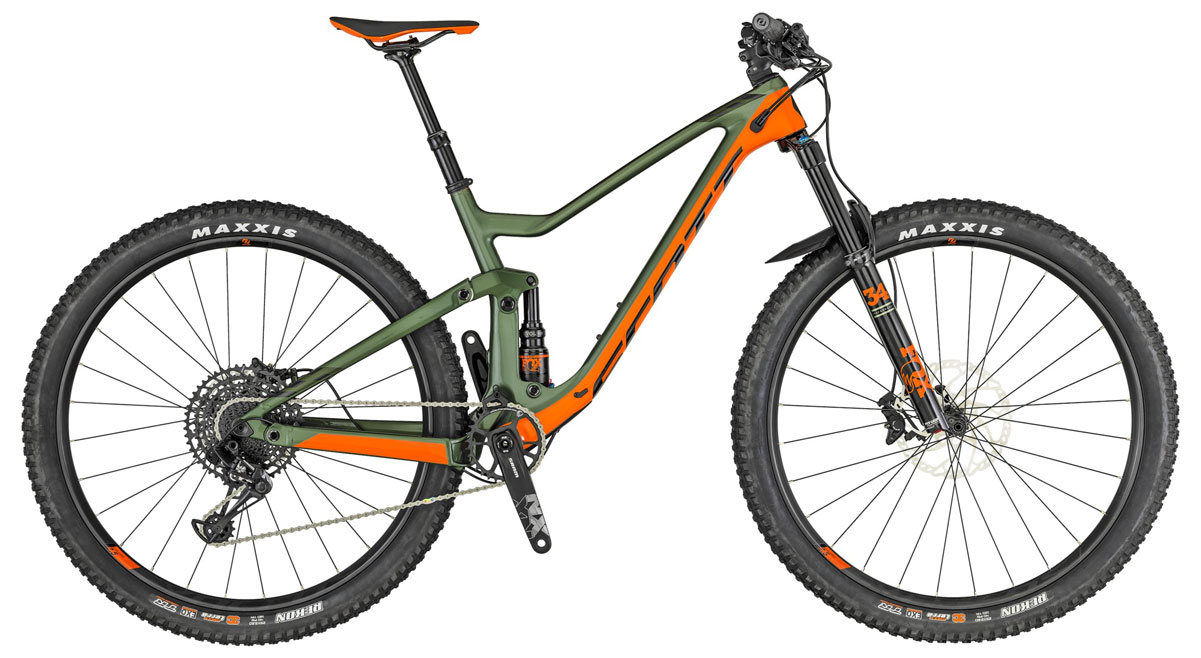 Велосипед Scott Genius 930 2019 велосипед scott scale 930 2018