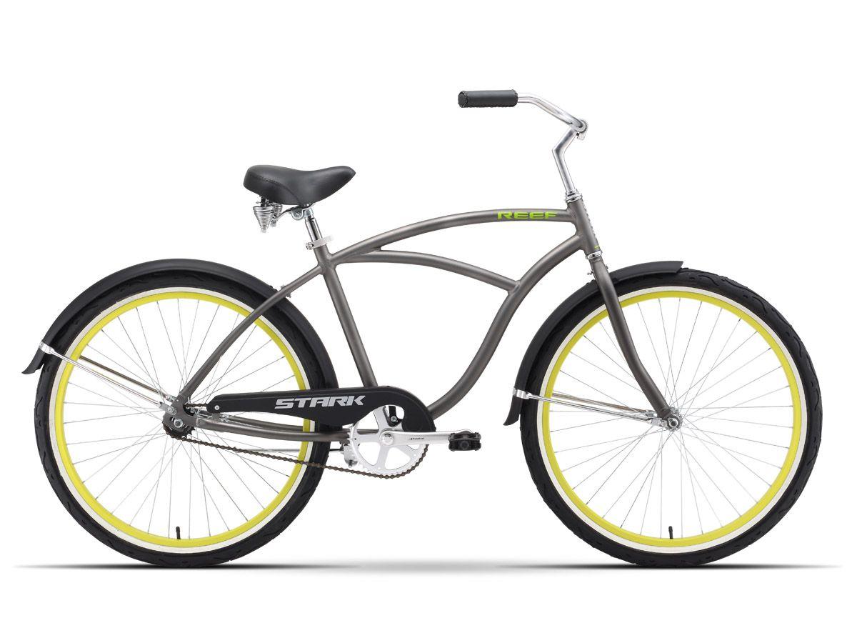 Велосипед Stark Reef 2016 велосипед stark indy single 2016
