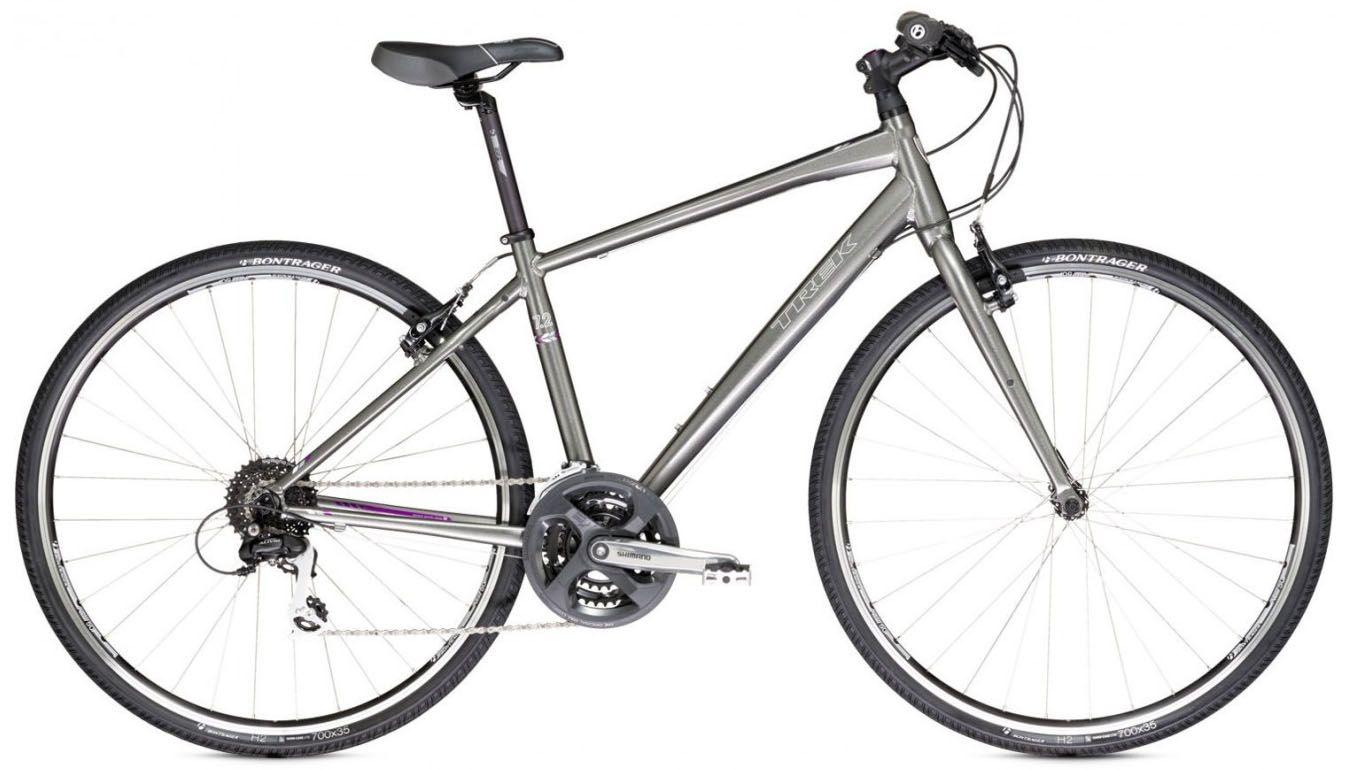 Велосипед Trek 7.2 FX WSD 2014 trek 7 5 fx wsd 2014