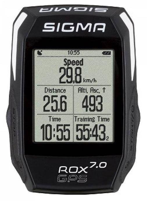 Аксессуар SIGMA ROX 7.0 GPS sigma rox 8 0