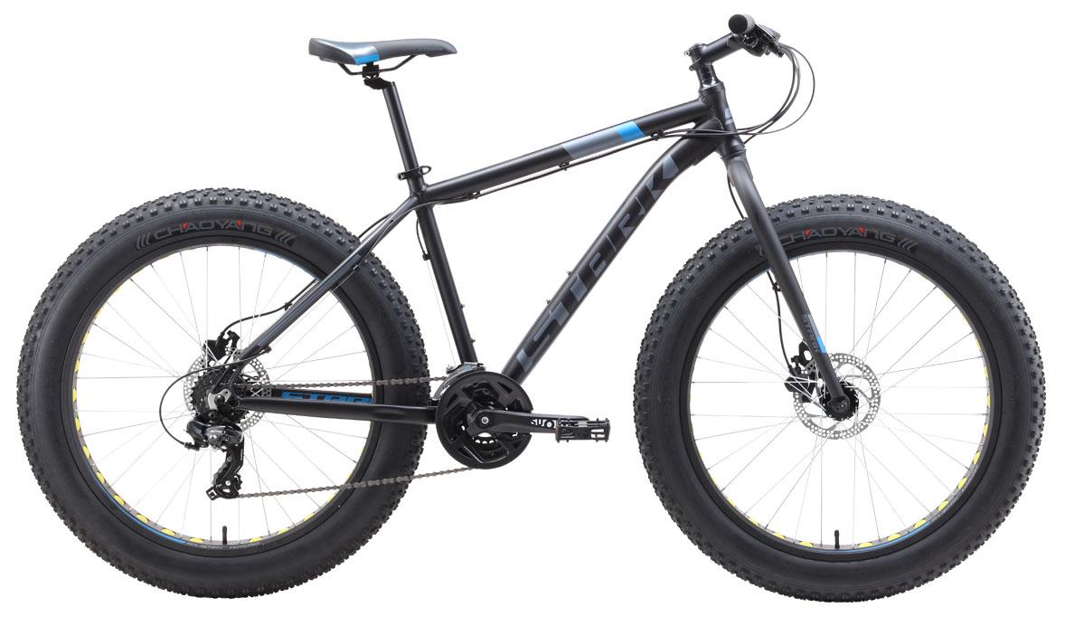 Велосипед Stark Fat 26.2 HD 2019 велосипед stark hunter 29 2 hd 2019