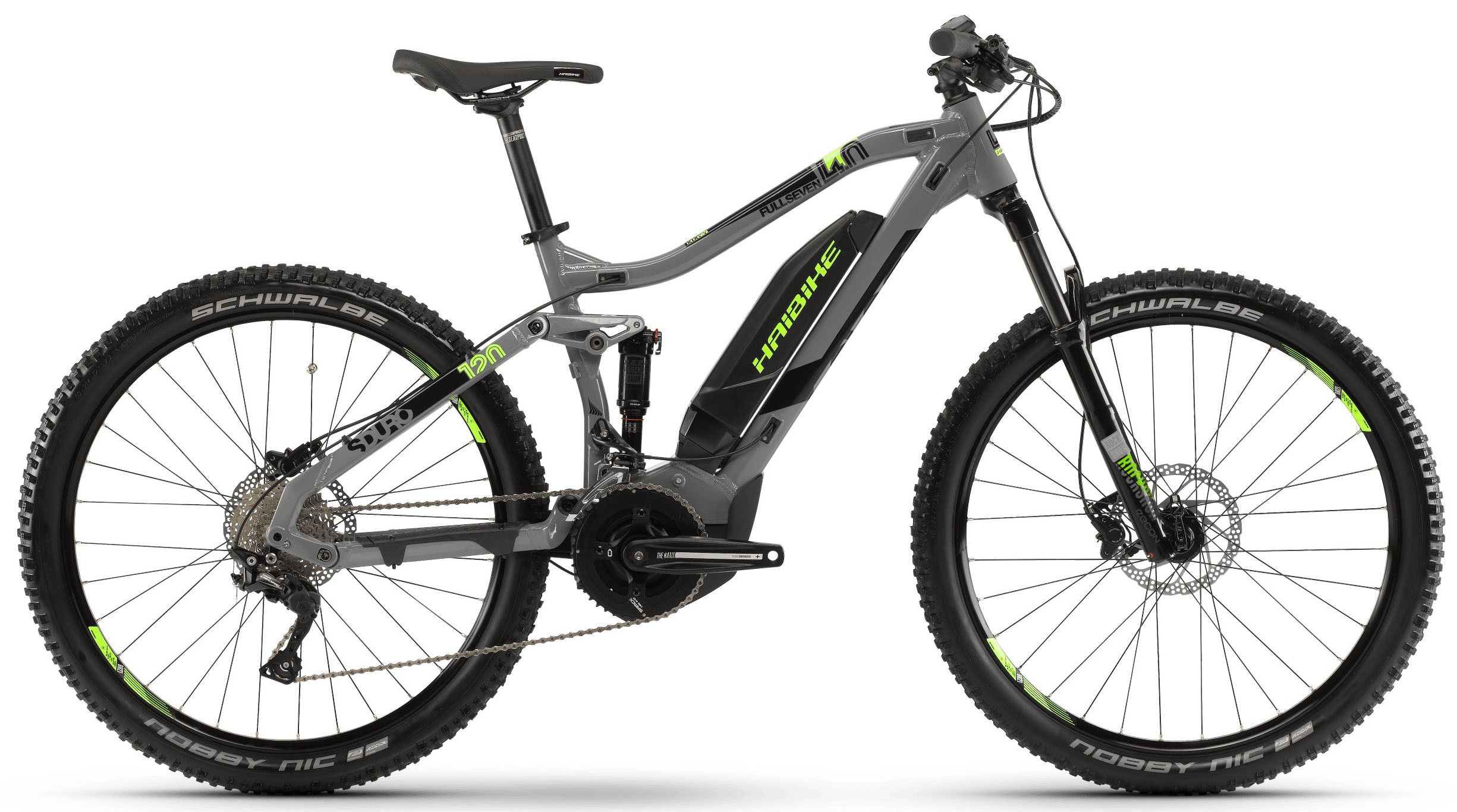 Велосипед Haibike SDURO FullSeven 4.0 500Wh 20-G Deore 2019 велосипед haibike sduro hardnine 4 0 500wh 10 g deore 2019