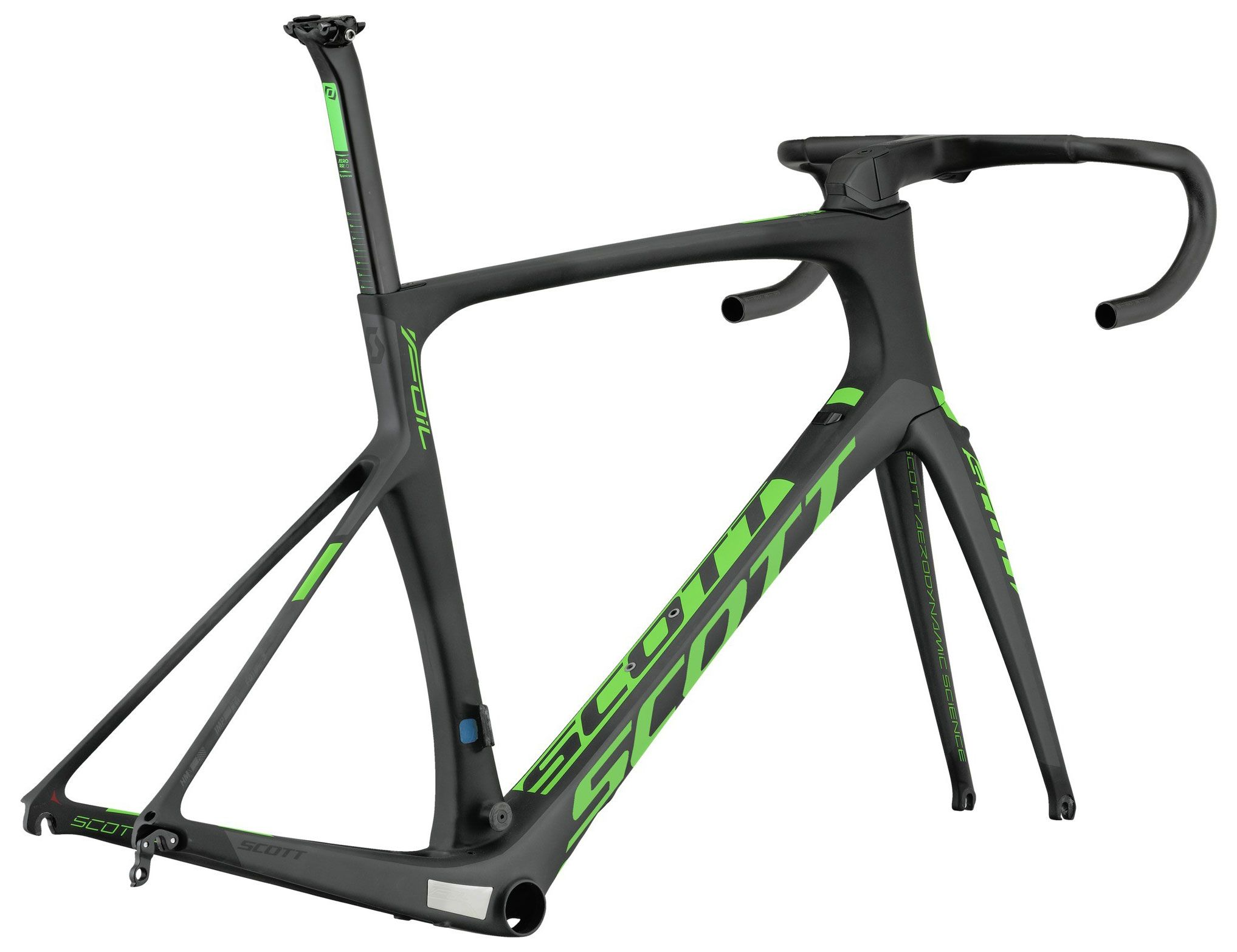 Запчасть Scott Foil Team Issue (HMX) mech/Di2