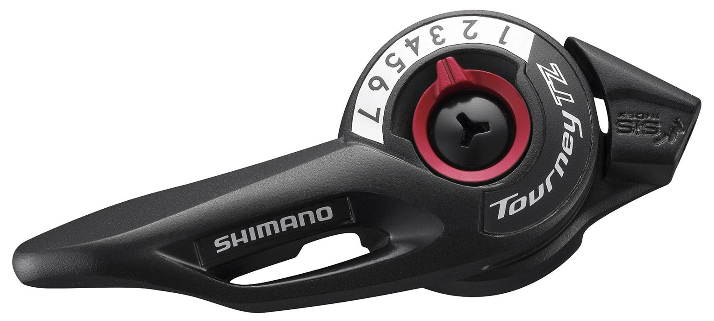 Запчасть Shimano Tourney TZ500, прав, 7ск (ESLTZ5007RA) цены онлайн