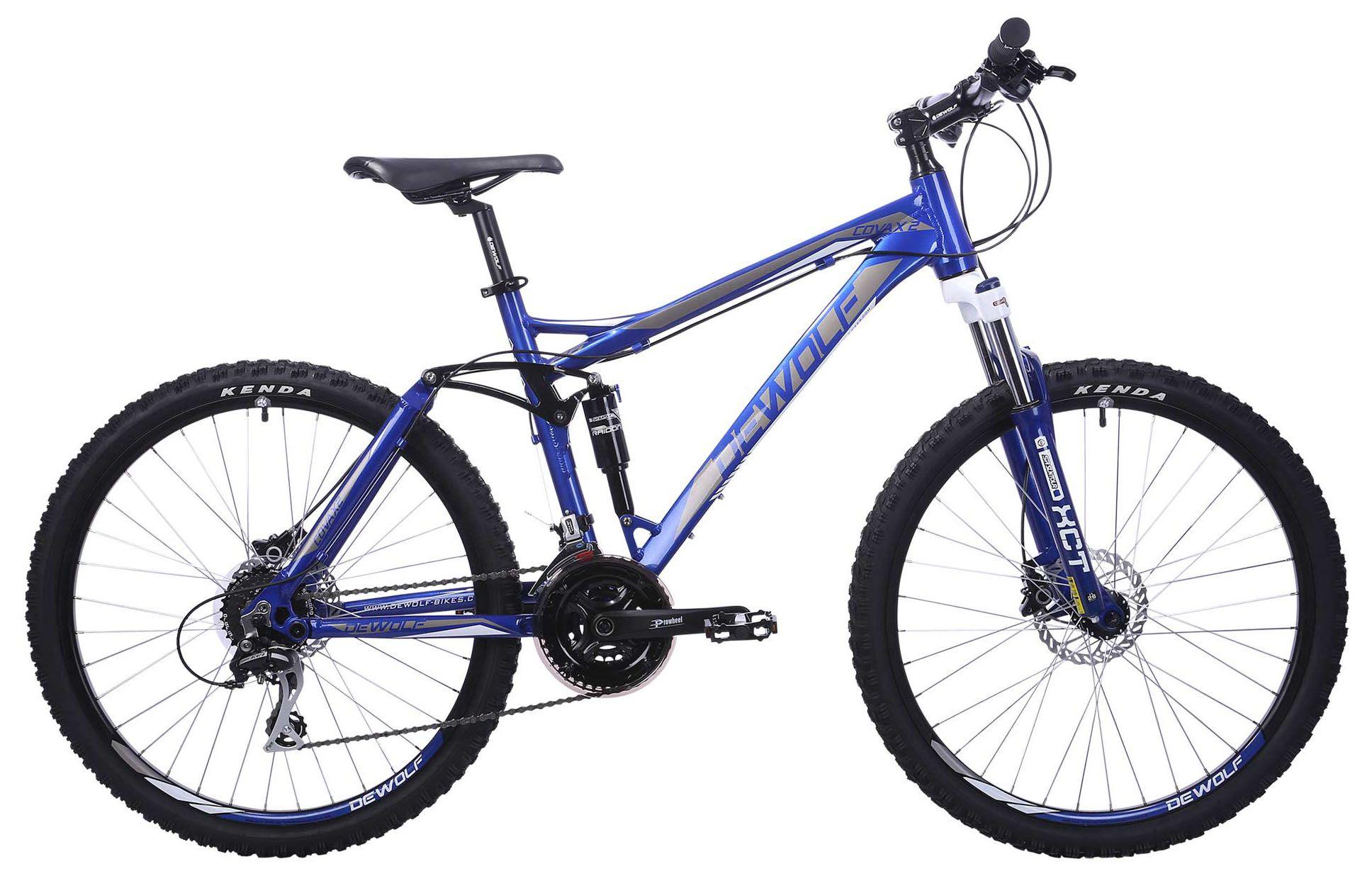 Велосипед Dewolf Covax 2 2018