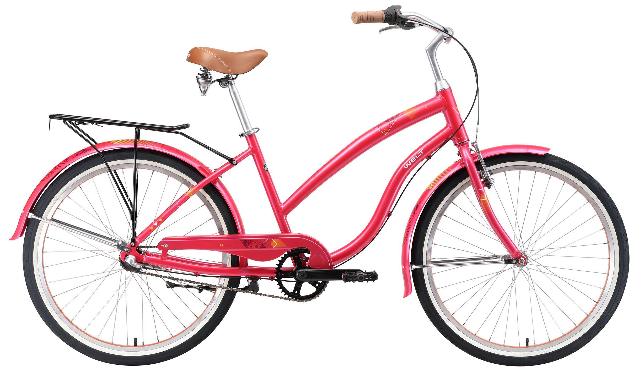 Велосипед Welt Queen Al 3 2018