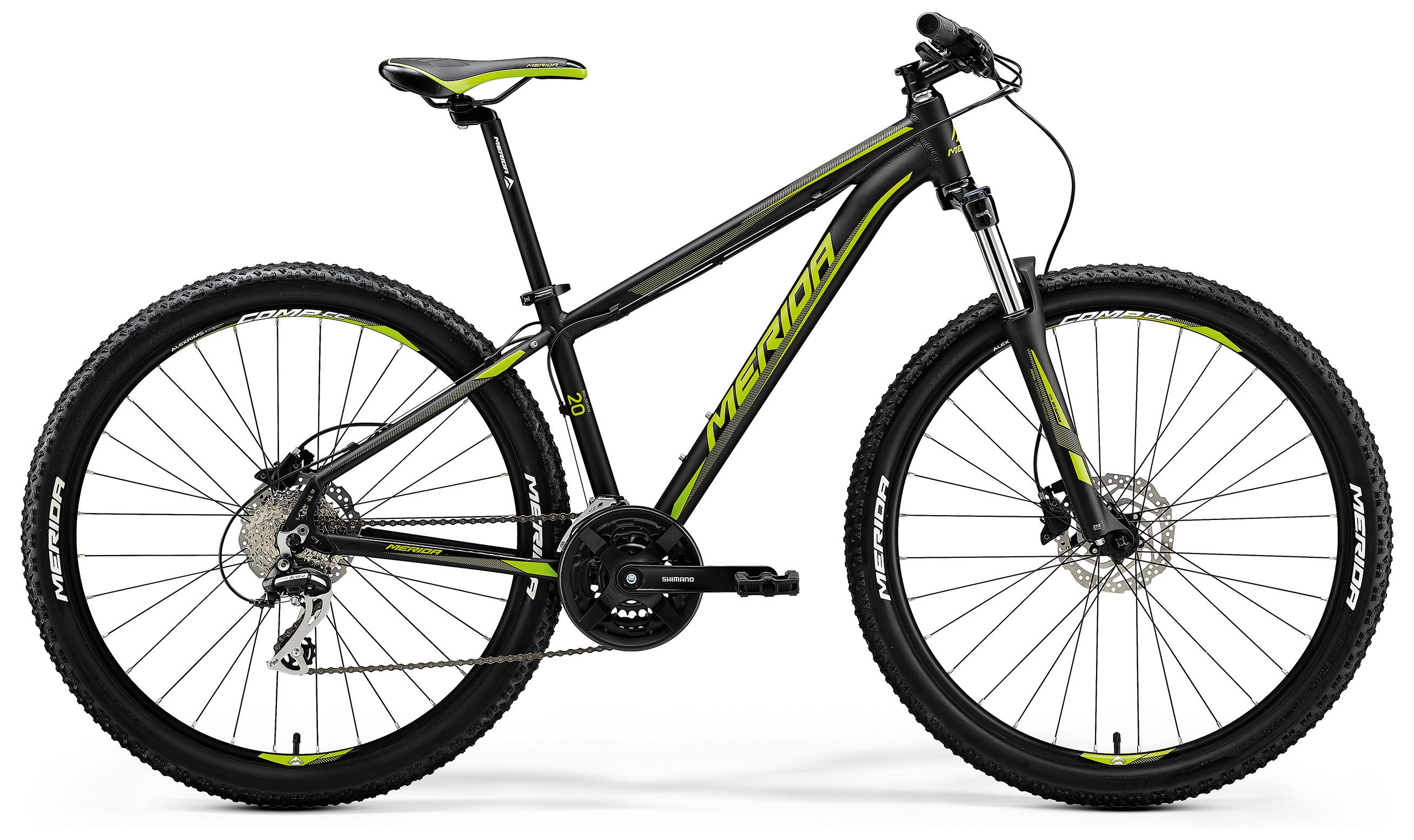 Велосипед Merida Big.Seven 20-D 2018