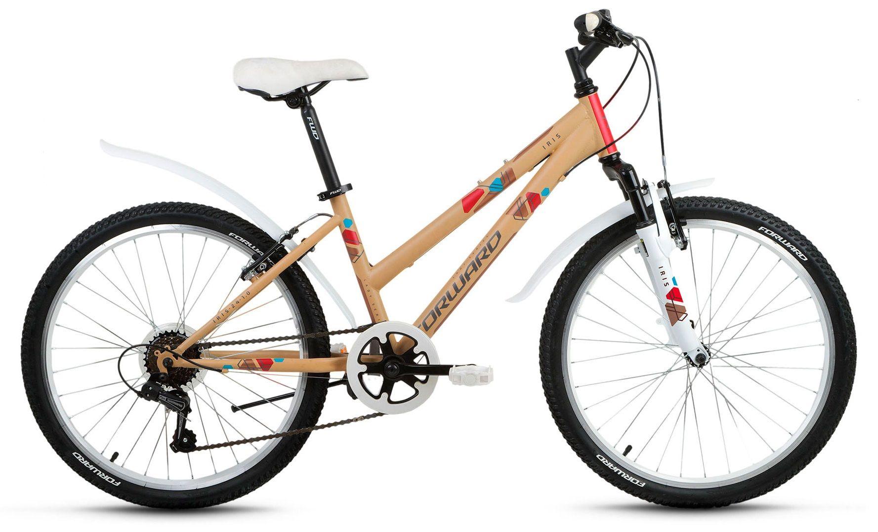 Велосипед Forward Iris 24 1.0 2018 велосипед forward iris 20 желтый ростовка 10 5