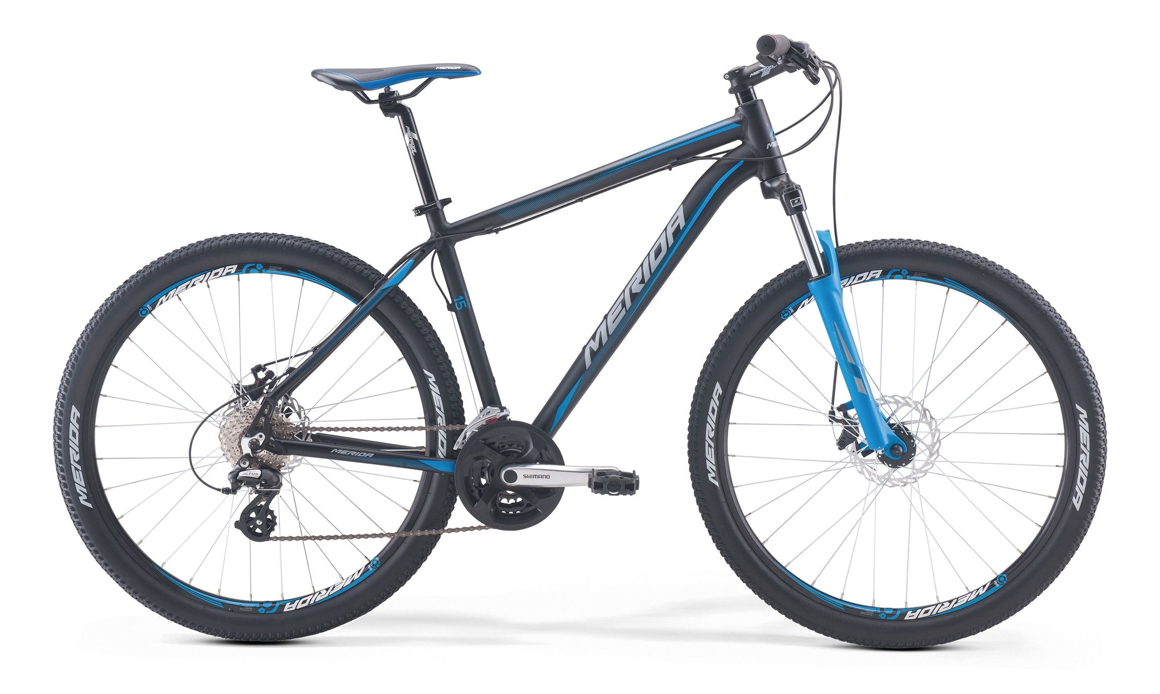 Велосипед Merida Big.Seven 15-MD 2017