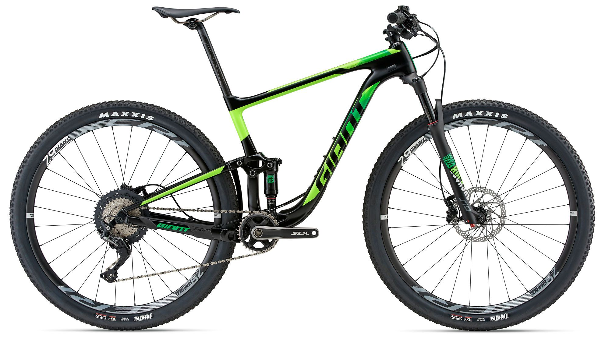 Велосипед Giant Anthem Advanced 29er 1 2018