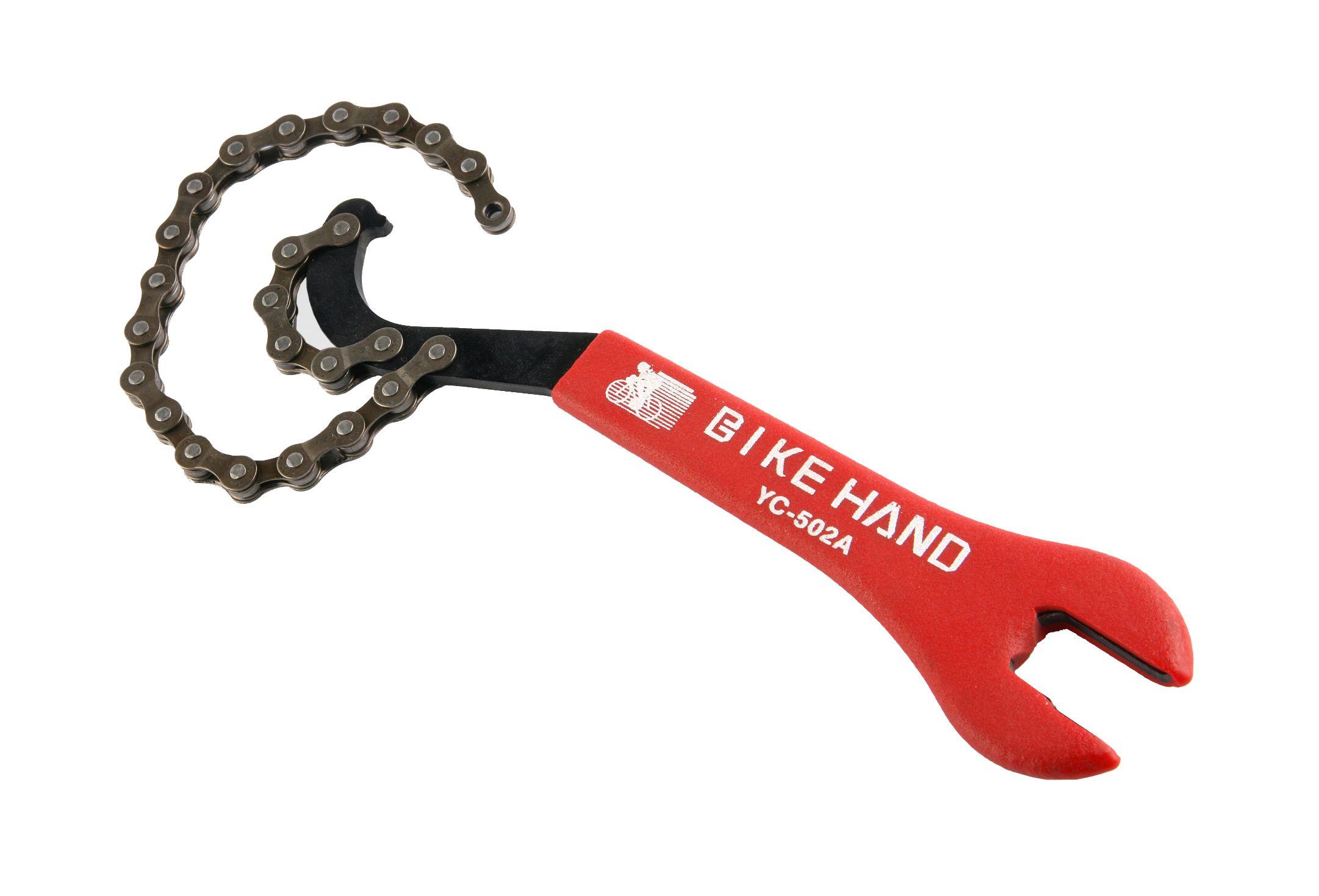 Аксессуар BIKE HAND YC-502A для затяжки трещоток и кареток  502a cp