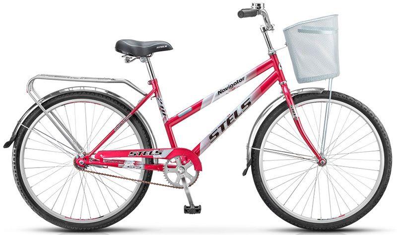 Велосипед Stels Navigator 210 Lady 2016 велосипед stels navigator 150 3sp lady 2016