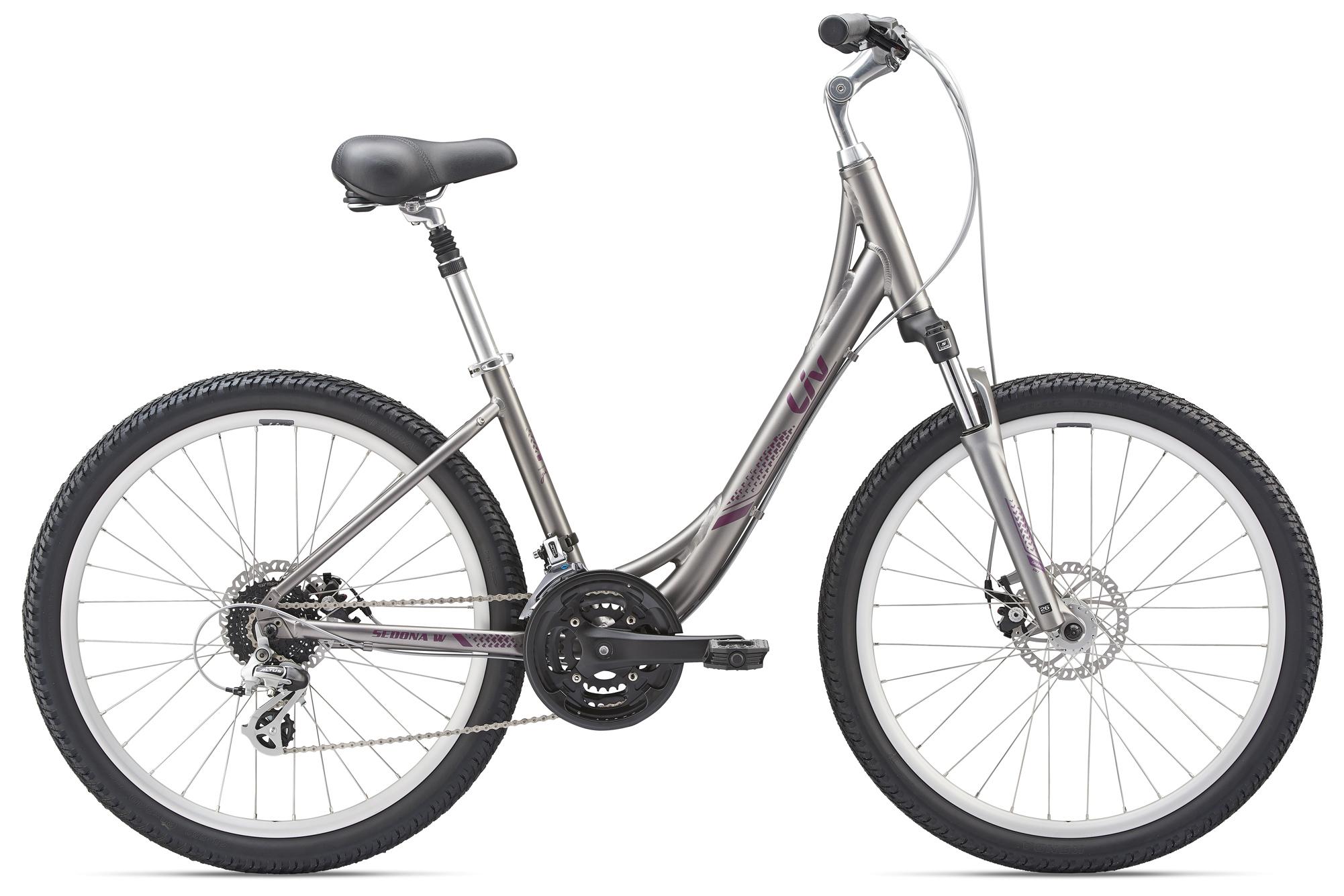 Велосипед Giant Sedona DX W 2019