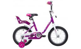 Детский велосипед от 1 до 3 лет  Novatrack  Maple 14  2019