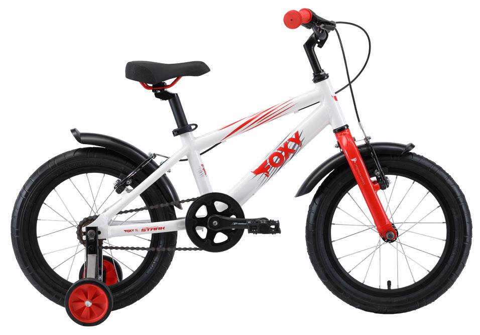 Велосипед Stark Foxy 16 2019 anex 2в1 classic c05 foxy