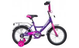 Детский велосипед от 1 до 3 лет  Novatrack  Vector 14  2019