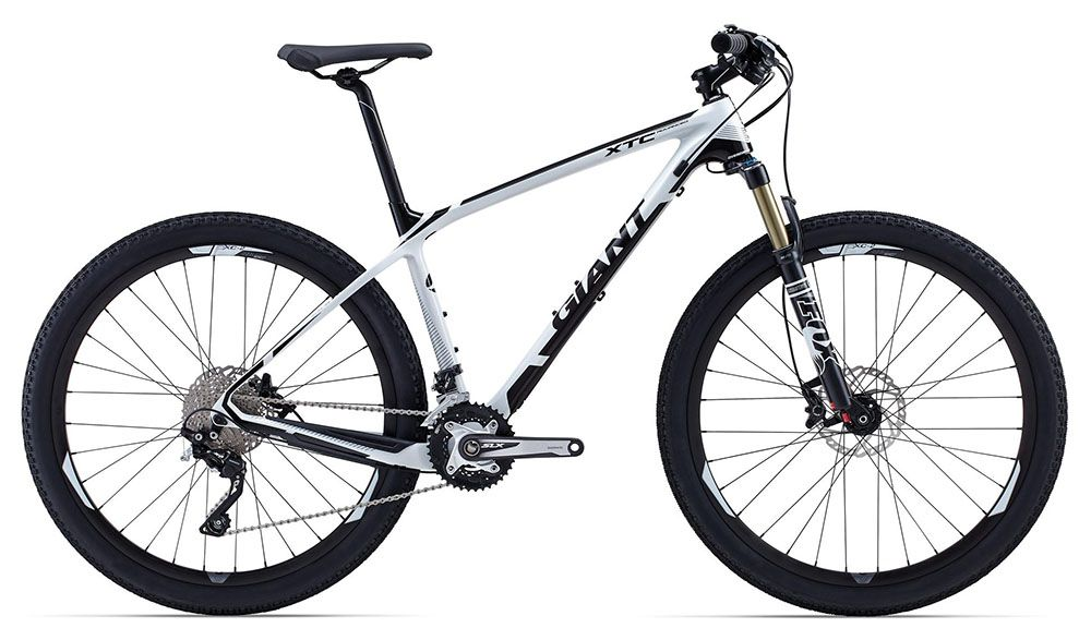 Велосипед Giant XtC Advanced 27.5 2 2015 giant xtc advanced 27 5 3 2016 comp yellow