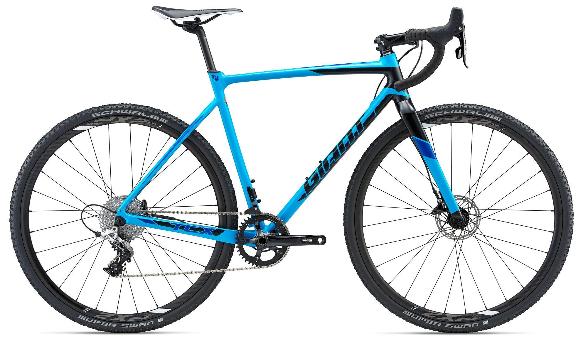 Велосипед Giant TCX SLR 1 2018 велосипед giant toughroad slr 1 2018