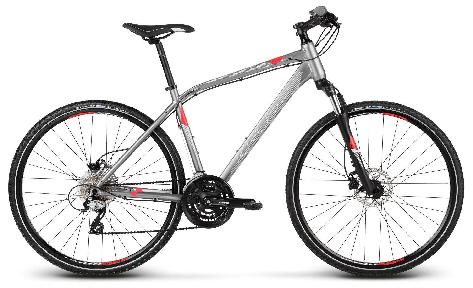 Велосипед KROSS Evado 4.0 2017,  Городские  - артикул:278058