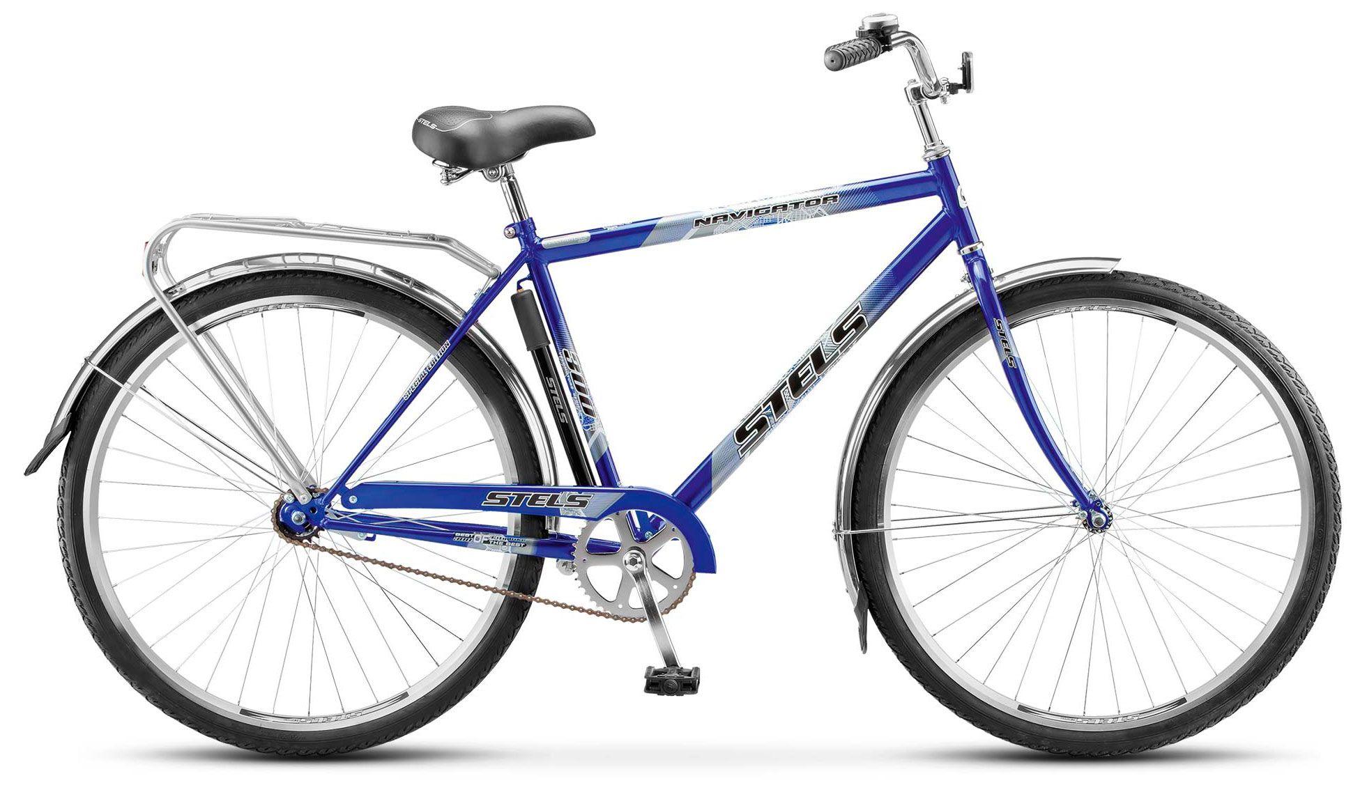 Велосипед Stels Navigator 300 Gent 28 (Z010) 2018