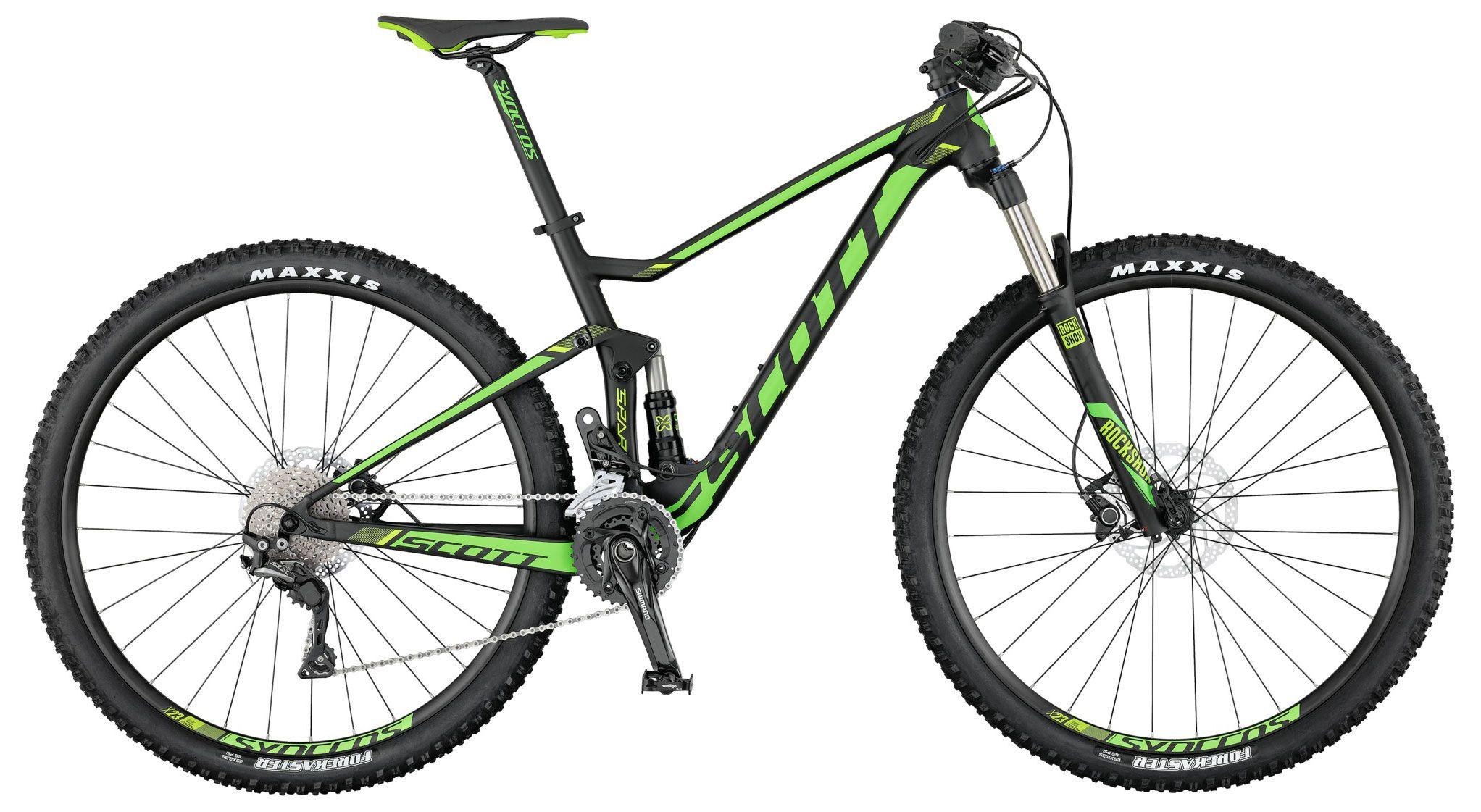 Велосипед Scott Spark 760 2017,  Двухподвесы  - артикул:275878