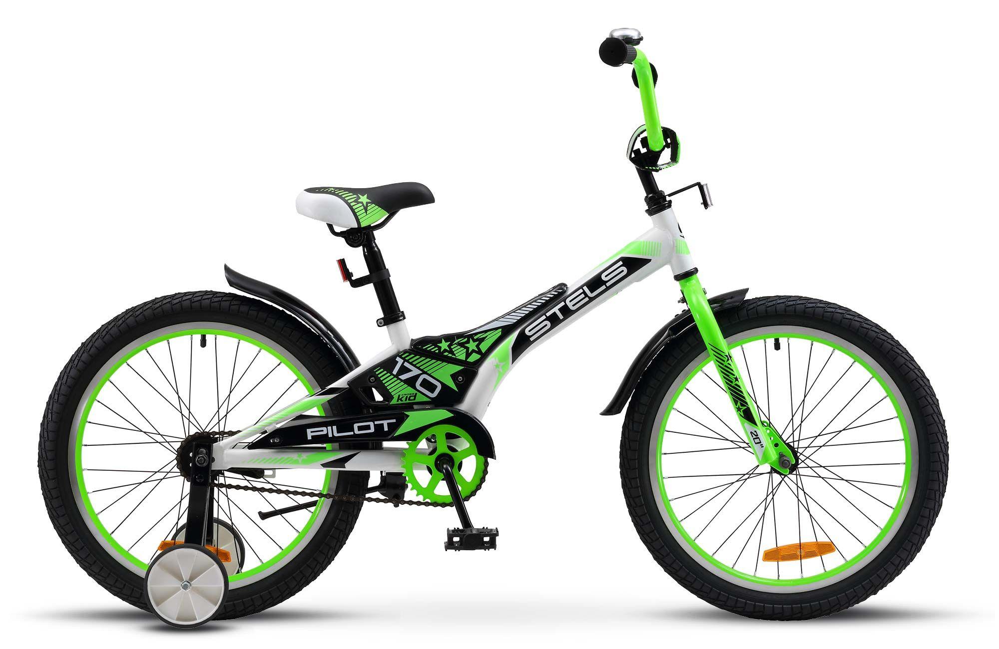 Велосипед Stels Pilot 170 20 (V020) 2018