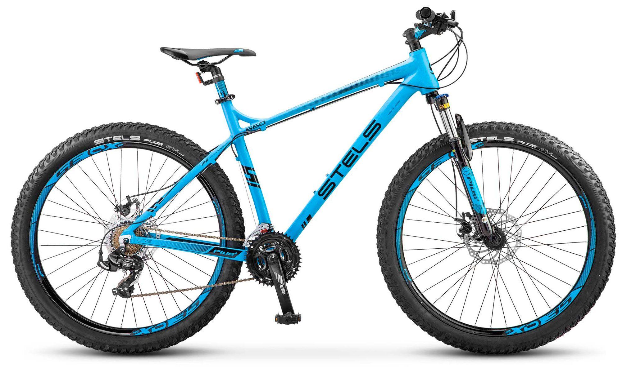 Велосипед Stels Navigator 660 MD 27.5 (V020) 2018 велосипед stels navigator 670 md 2015