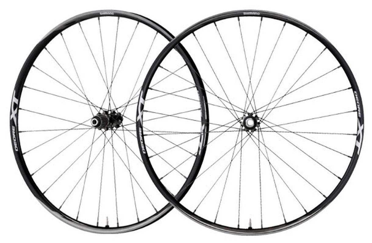 Запчасть Shimano XT M8020, 27,5 (EWHM8020FERED7),  колеса в сборе  - артикул:286059