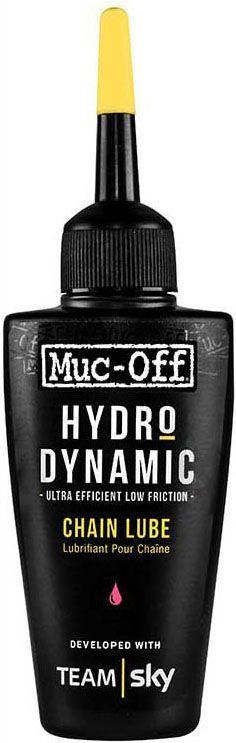 Аксессуар Muc-Off Hydrodynamic Team Sky Lube Yellow Jersey Edition