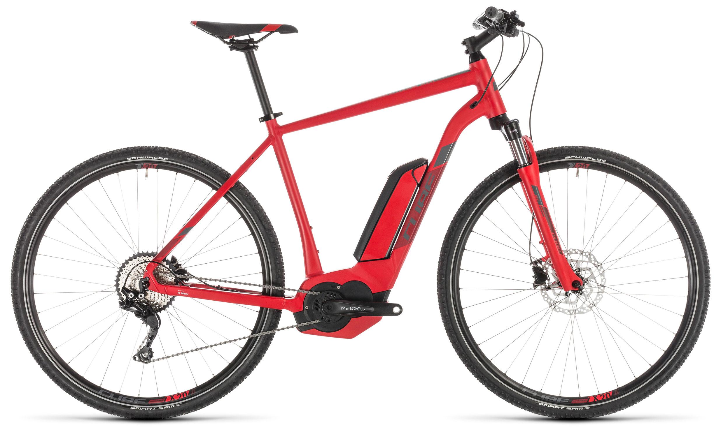 Велосипед Cube Cross Hybrid Pro 500 2019 велосипед cube agree gtc pro 2015