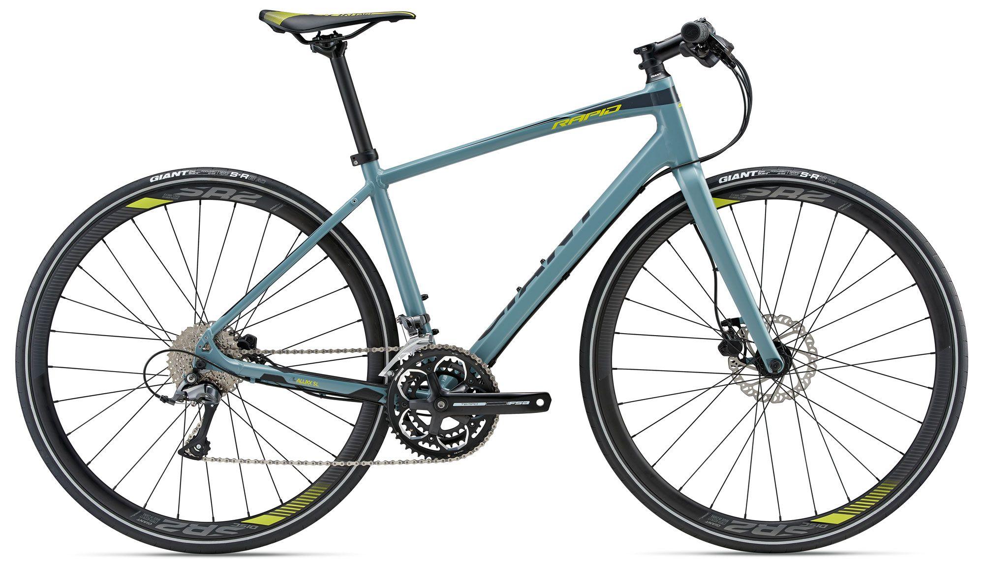 Велосипед Giant Rapid 3 2018